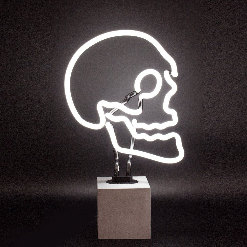 LOCOMOCEAN Neon Skull Light