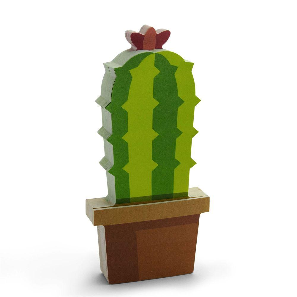MUSTARD LONDON Cactus Sticky Notes