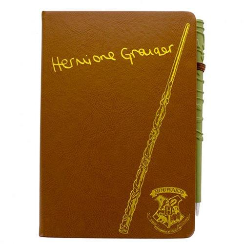 HARRY POTTER Hermione Granger Notebook & Wand Set