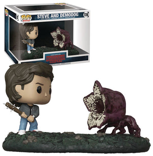 Funko Pop! Stranger things - Steve Vs Demodog