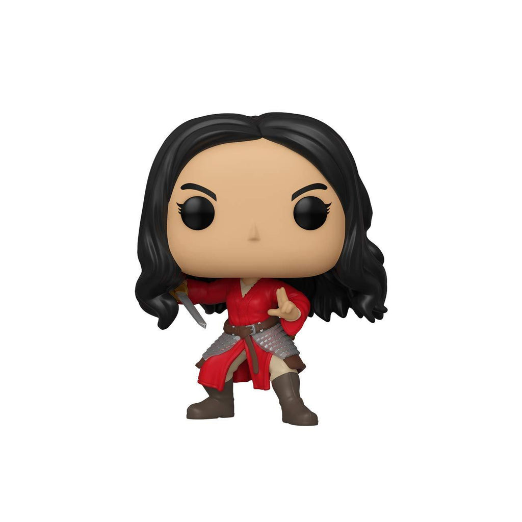 FUNKO Pop!   Mulan (Live) - Warrior Mulan