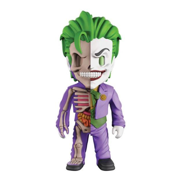 MIGHTY JAXX Joker XXray 4 Inch Vinyl Figure