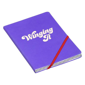 A5 Notebook - Winging It