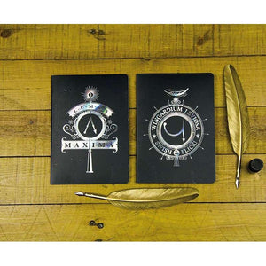 Harry Potter Set of 2 Notebooks