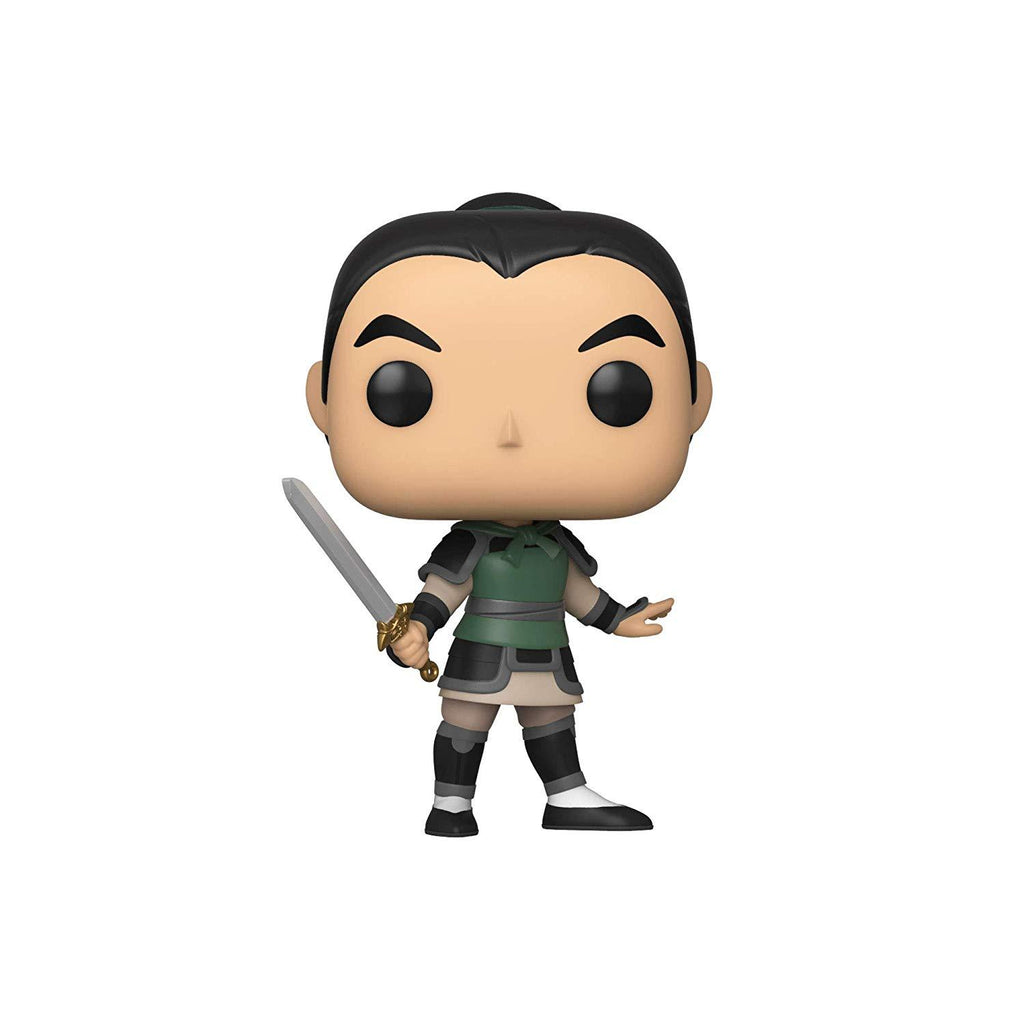 FUNKO Pop!  Mulan -Mulan As Ping