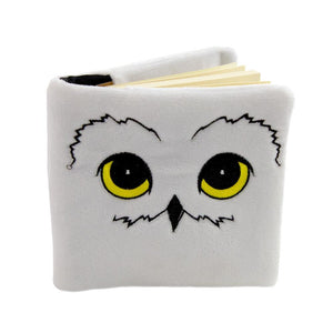 Harry Potter Hedwig Plush Journal