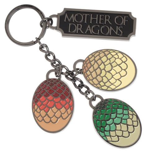 GAME OF THRONES  Mother of Dragons Keychain