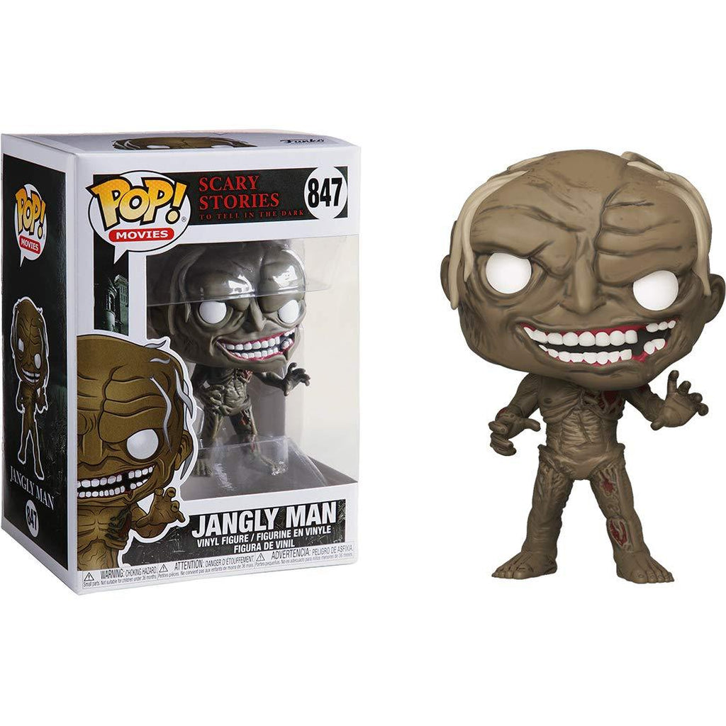 Funko POP! Scary Stories - Jangly Man