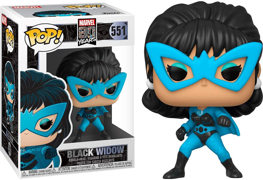 FUNKO Pop! Marvel: First Appearance - Black Widow