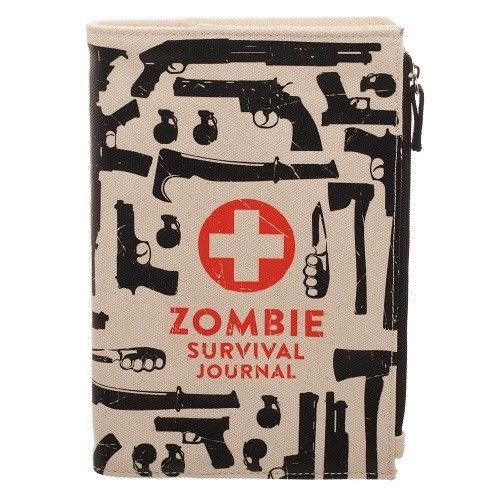 Zombie Survival Journal