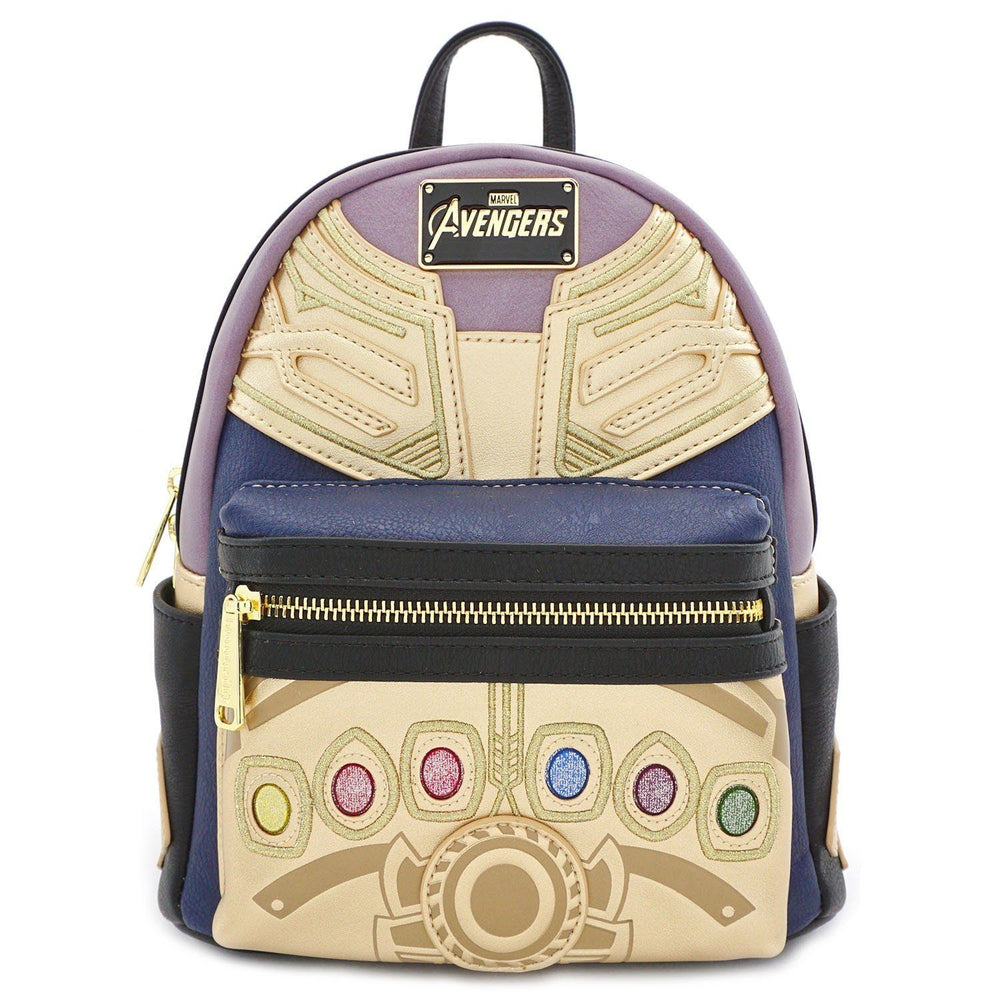 LOUNGEFLY Thanos Mini Backpack