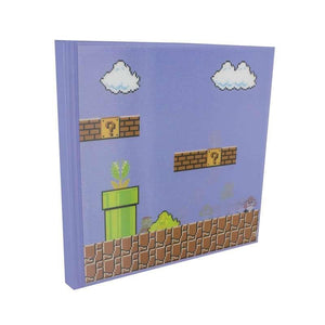 Super Mario Bros 3D Motion Notebook