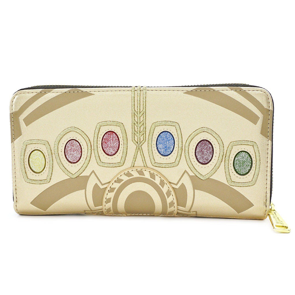 LOUNGEFLY Thanos Zip Around Wallet