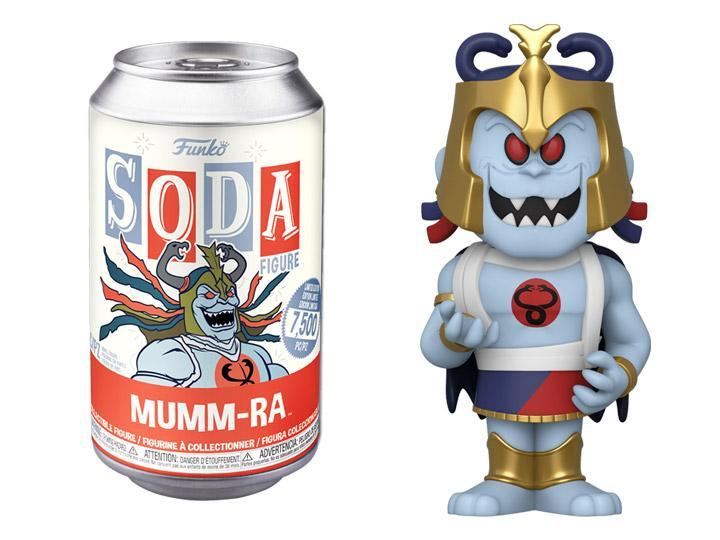 FUNKO POP! SODA CAN VINYL -  Mumm-Ra