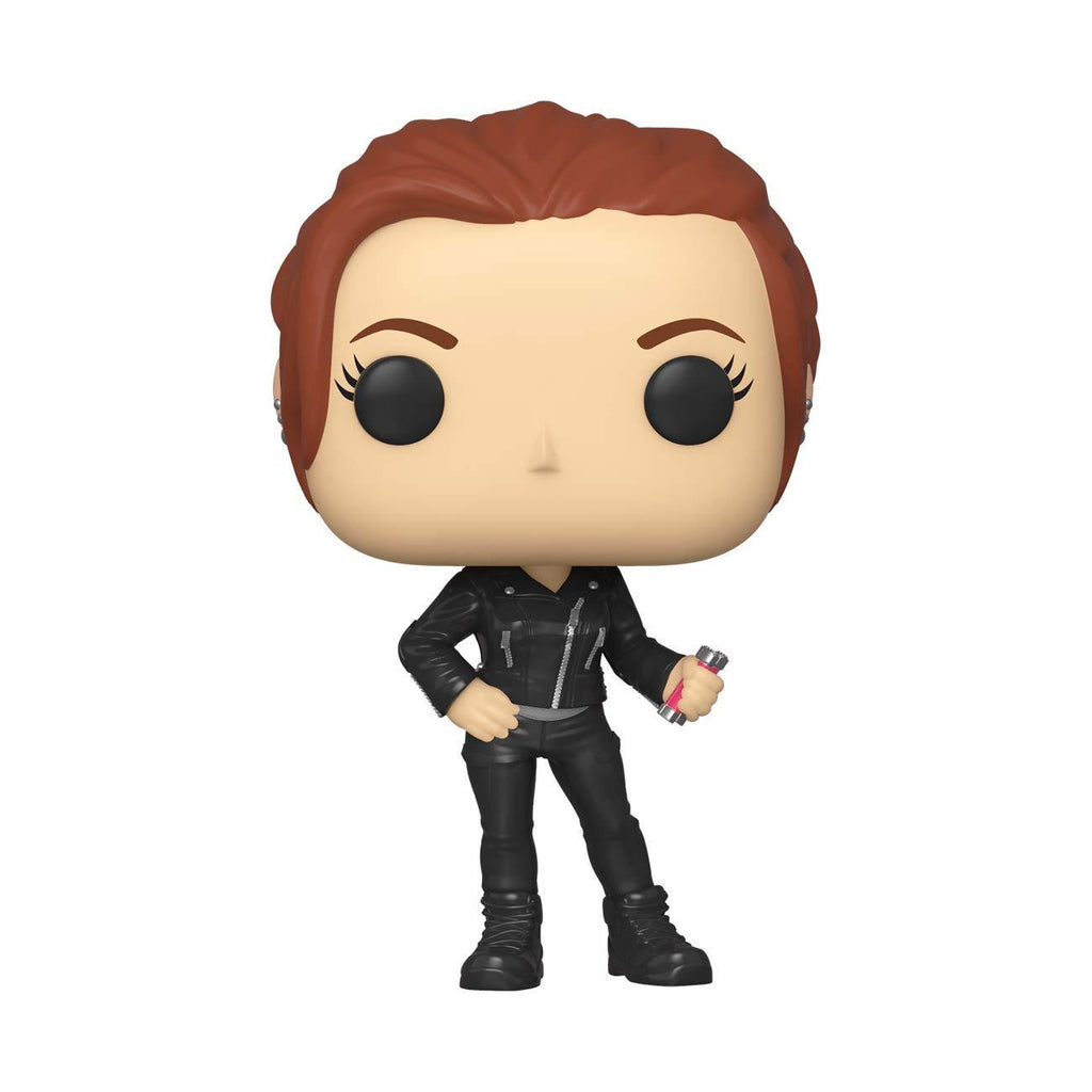 FUNKO Pop! Black Widow - Black Widow (Street)