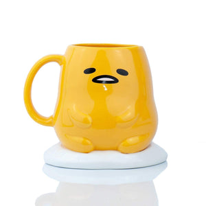 GUDETAMA Lazy Egg Ceramic Mug