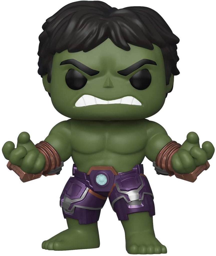 FUNKO POP! Avengers Game-Hulk (Stark Tech Suit)