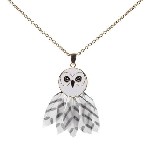 HARRY POTTER Hedwig Pendant Necklace