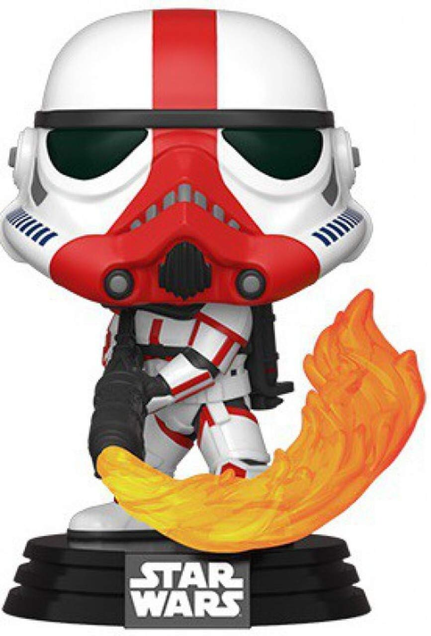 FUNKO POP! Star Wars: Mandalorian - Incinerator Stormtrooper