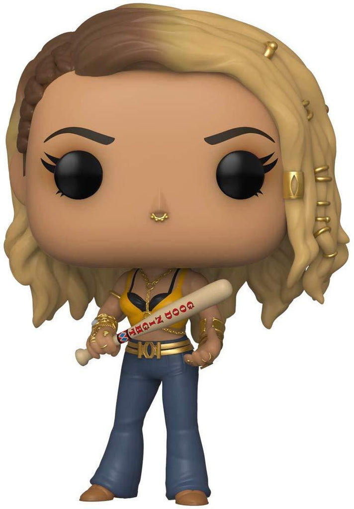 FUNKO POP! Birds of Prey - Black Canary (Boobytrap Battle)