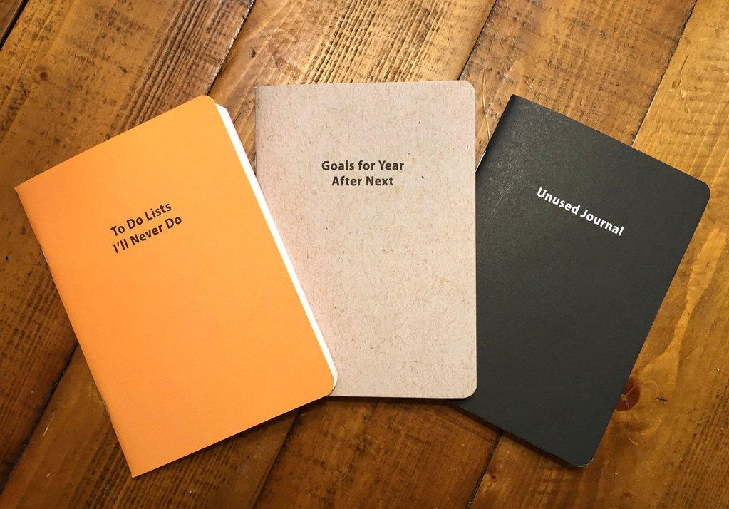 WHISKEY RIVER SOAP CO - Journals for Procrastinators