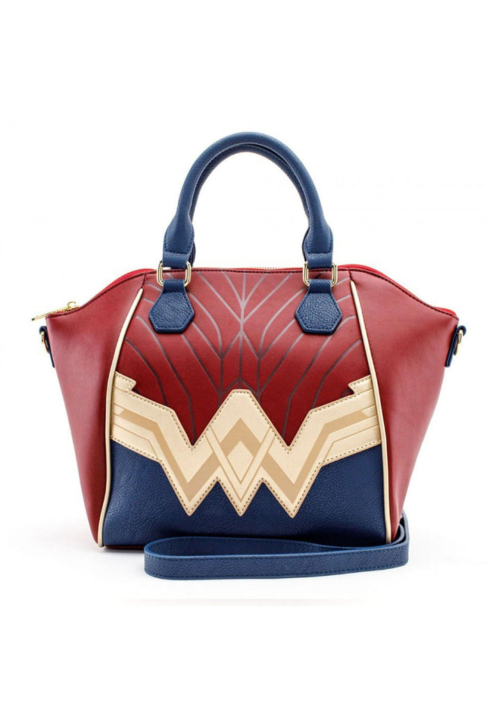LOUNGEFLY DC Comics Wonder Woman Bag