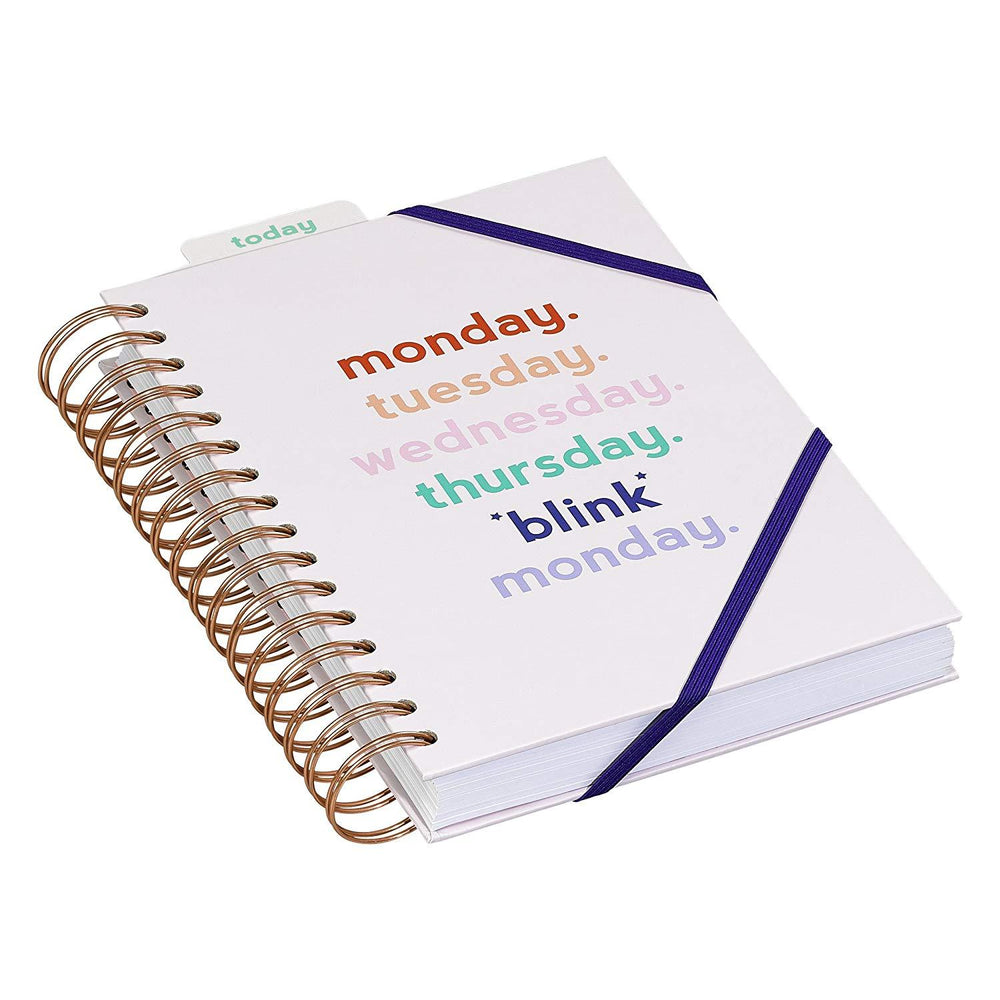 YES STUDIO Planner - Monday, Blink