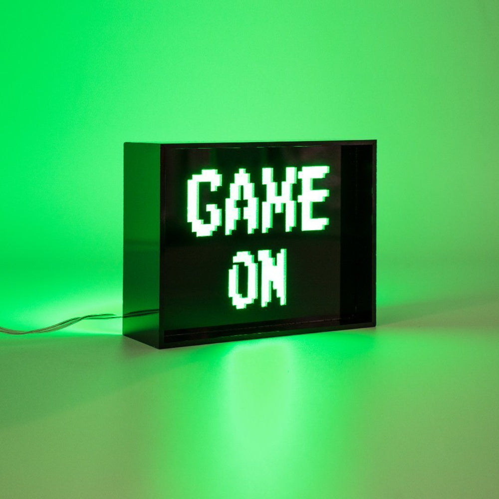 LOCOMOCEAN Mini Light Box - Game On