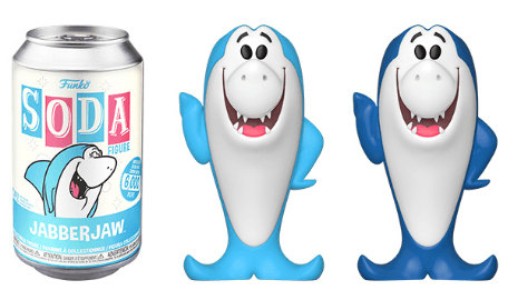 FUNKO POP! SODA CAN VINYL -  Hanna Barbera - Jabberjaw