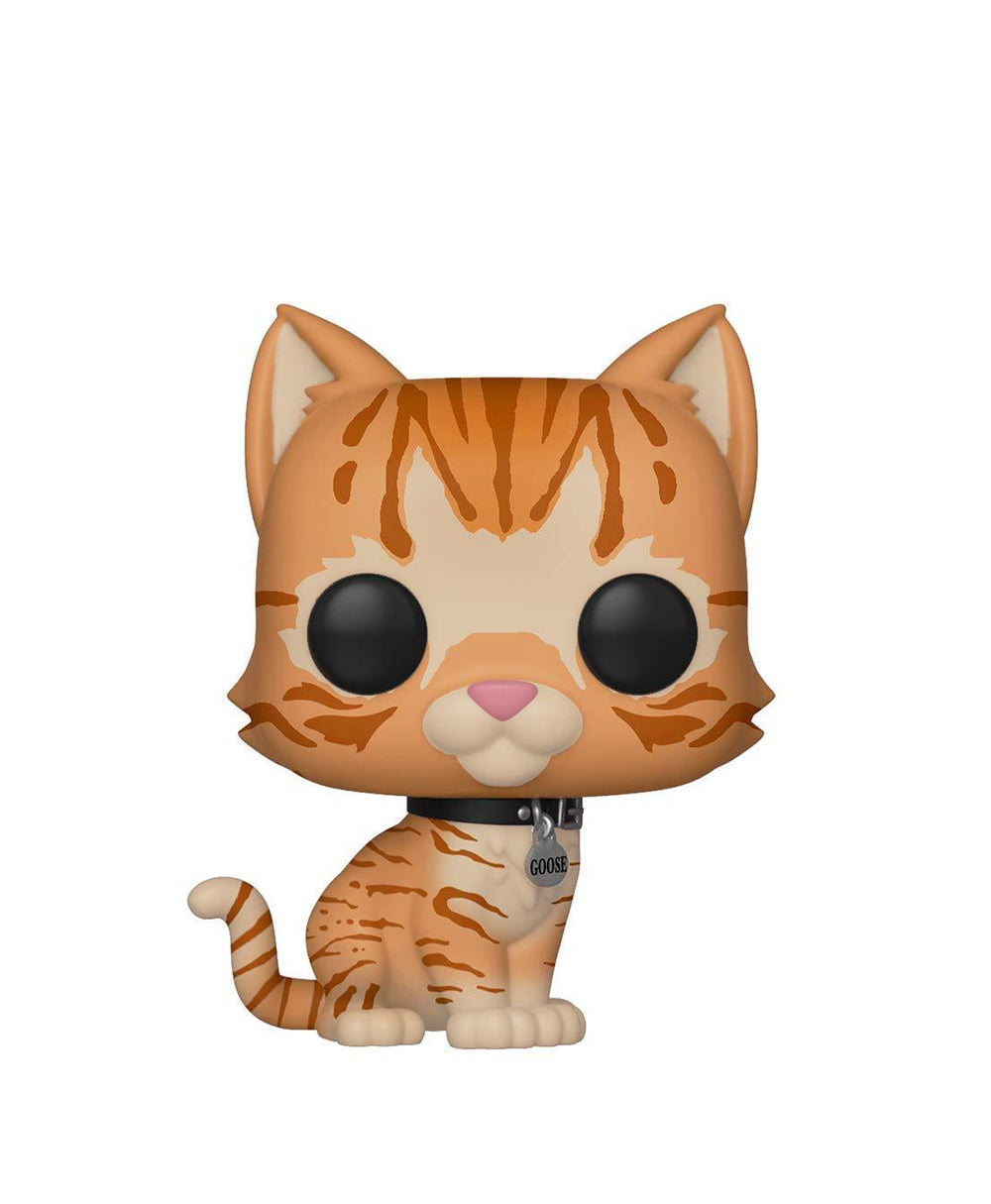 FUNKO POP! Captain Marvel - Goose The Cat