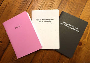 WHISKEY RIVER SOAP CO - Journals for Drama Queens