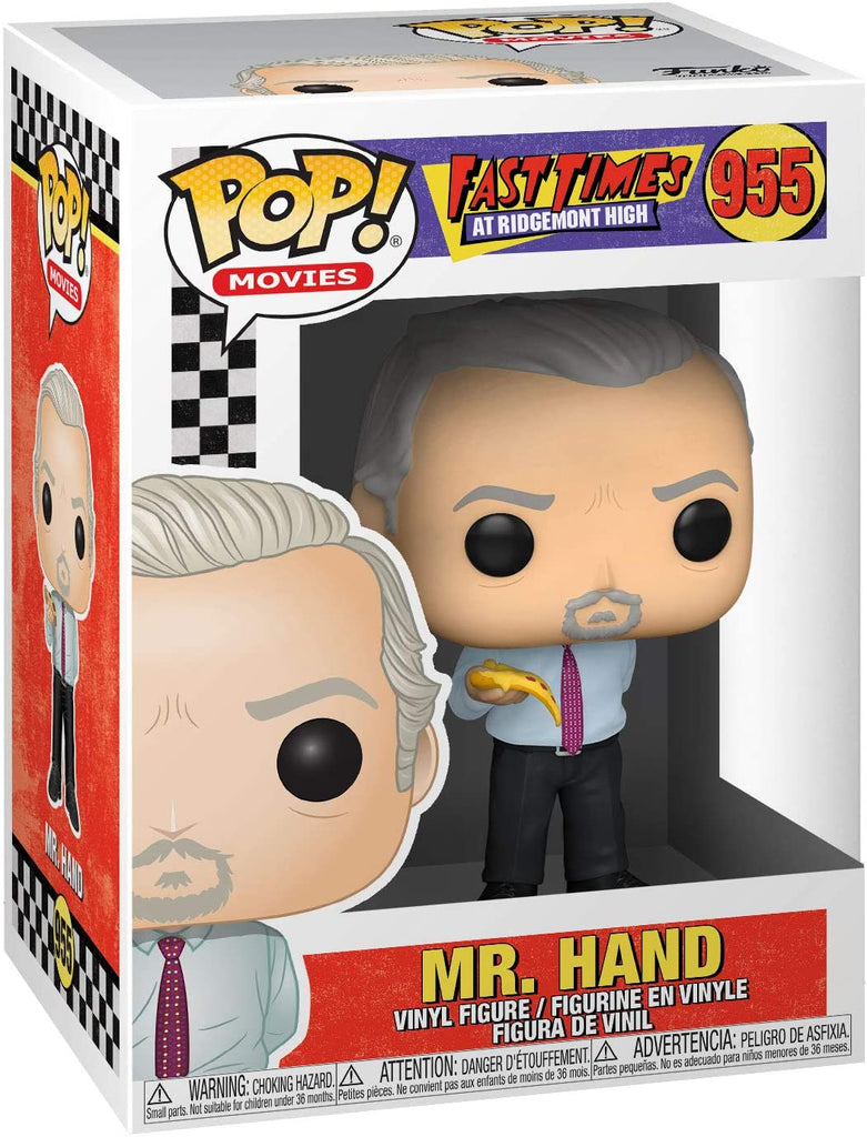 FUNKO POP! FTRH - Mr. Hand with Pizza
