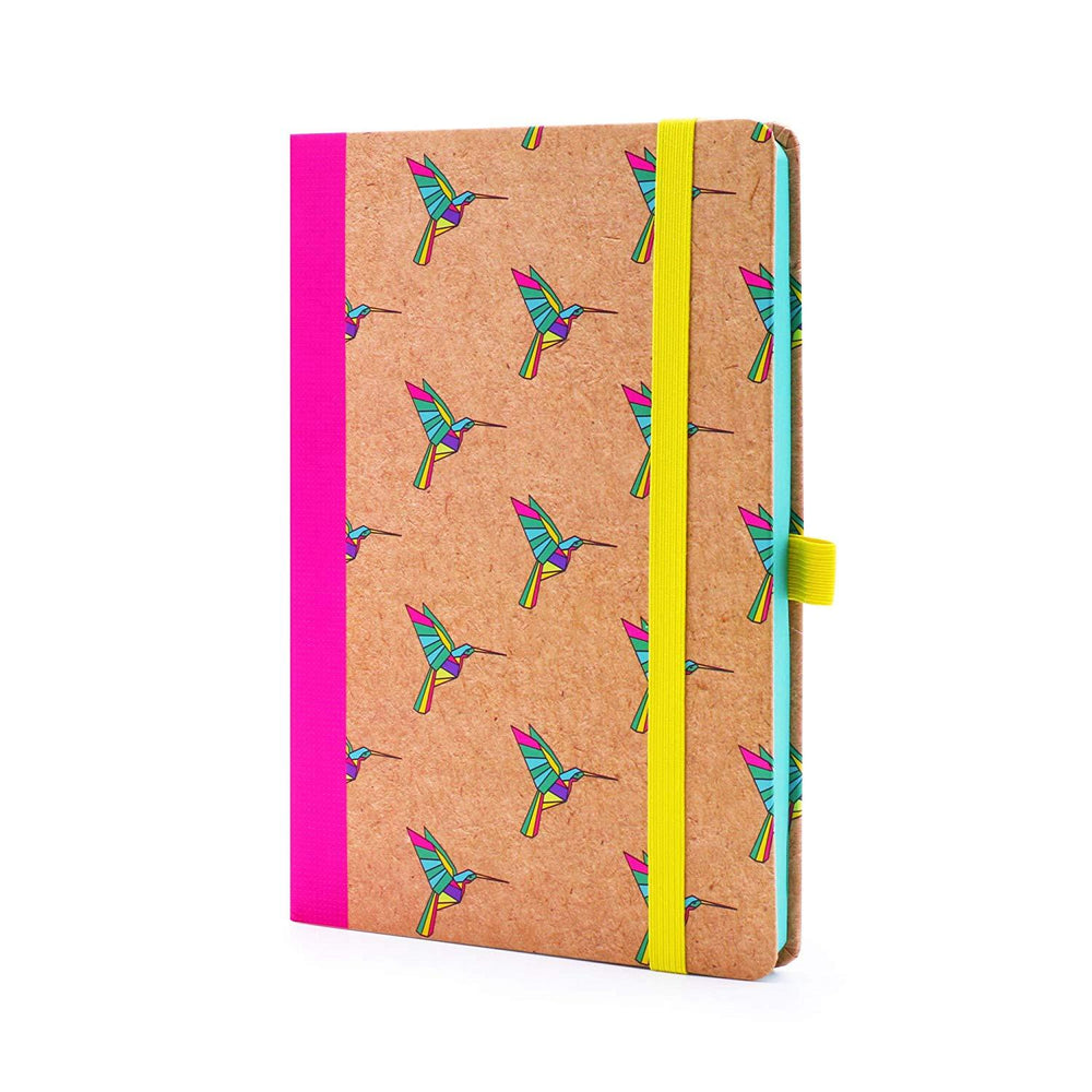 MUSTARD LONDON Origami Notebook