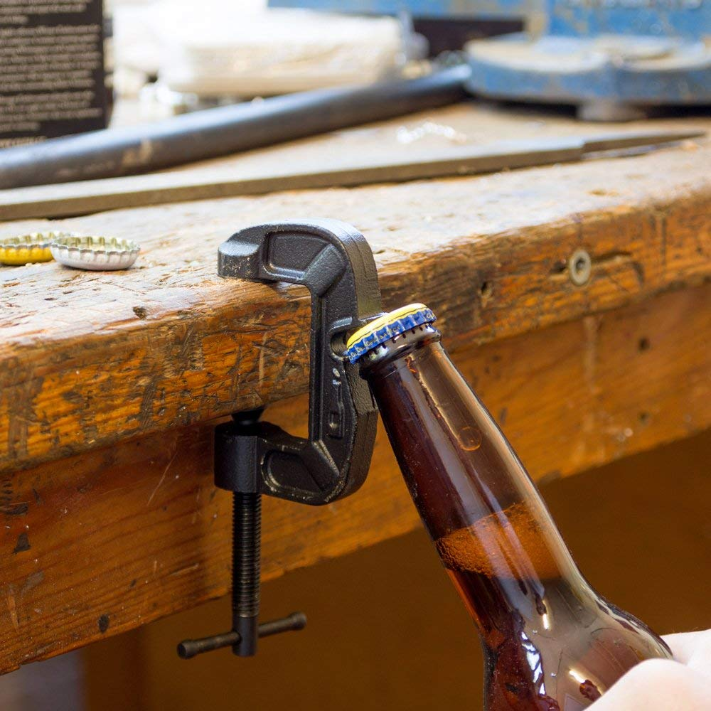 SUCK UK G-Clamp Bottle Opener