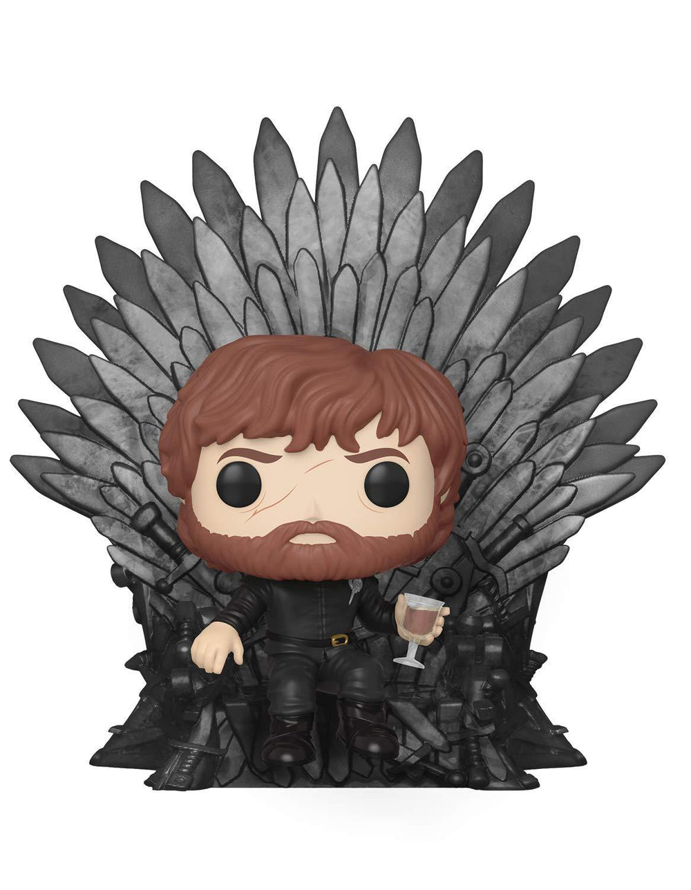FUNKO POP! Game of Thrones - Tyrion Sitting On Iron Throne