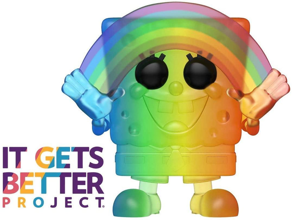 FUNKO POP! Pride 2020 - Spongebob (Rainbow)