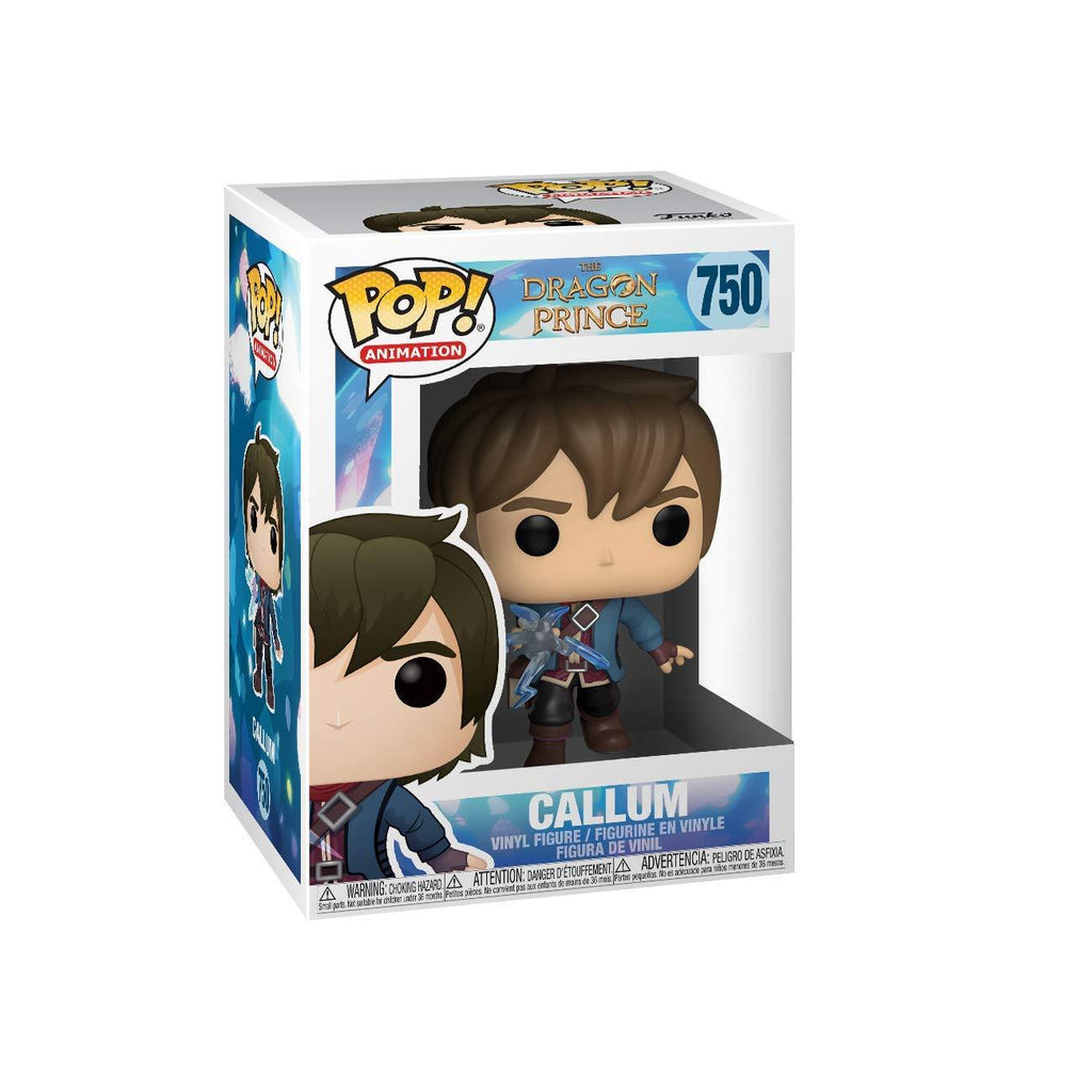 FUNKO POP! Dragon Prince - Callum