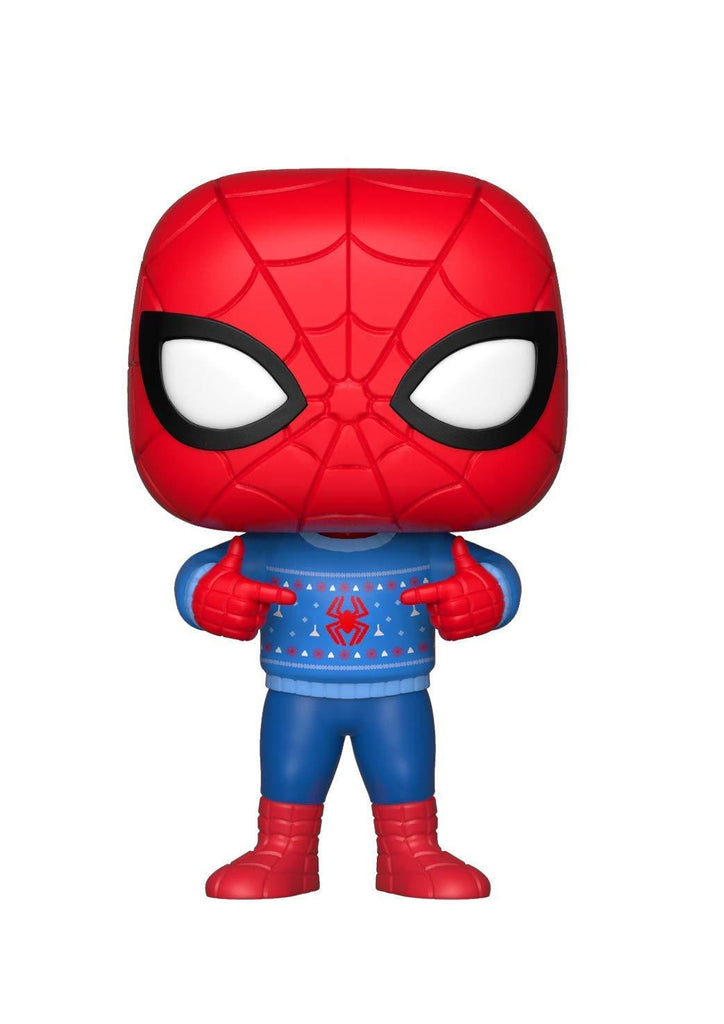 FUNKO Pop! Spiderman w/ Ugly Sweater