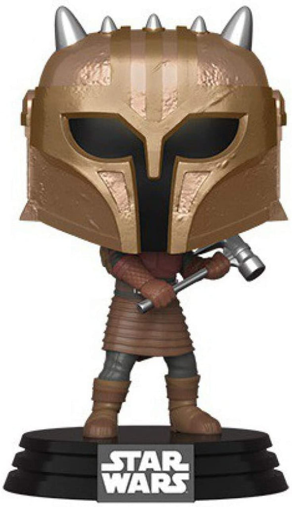 FUNKO POP! Star Wars: Mandalorian -  The Armorer