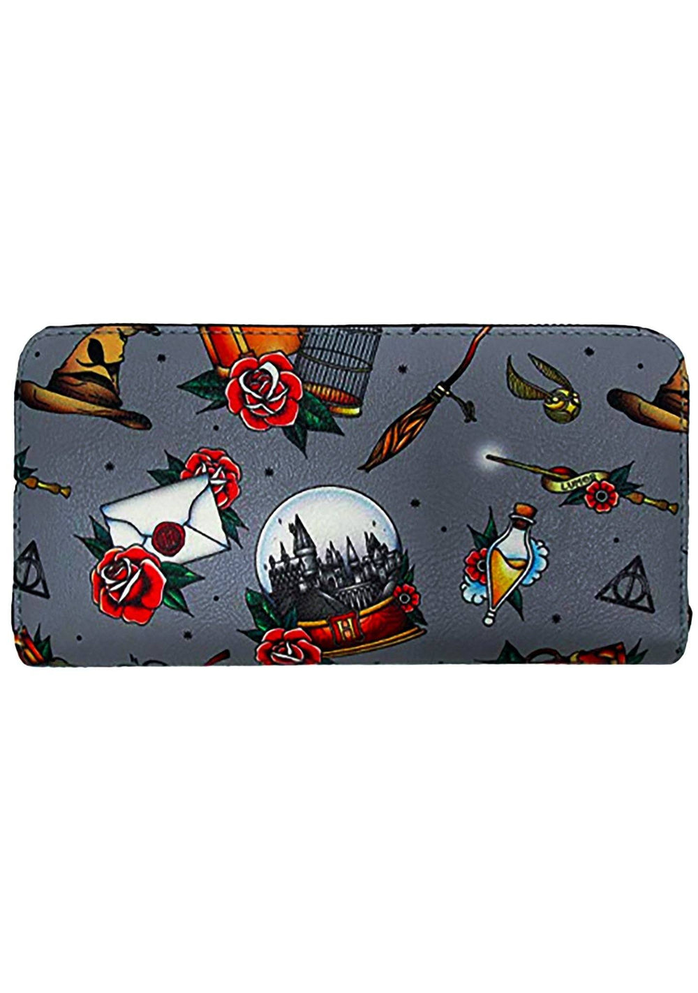 LOUNGEFLY Harry Potter Tattoo Wallet