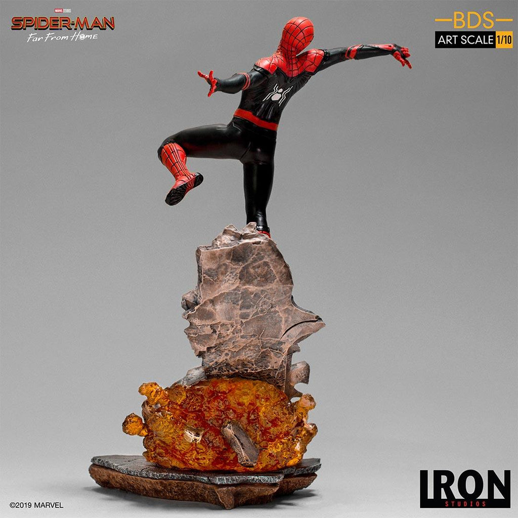IRON STUDIOS Spider-Man BDS Art Scale 1/10 - Spider-Man: Far From Home