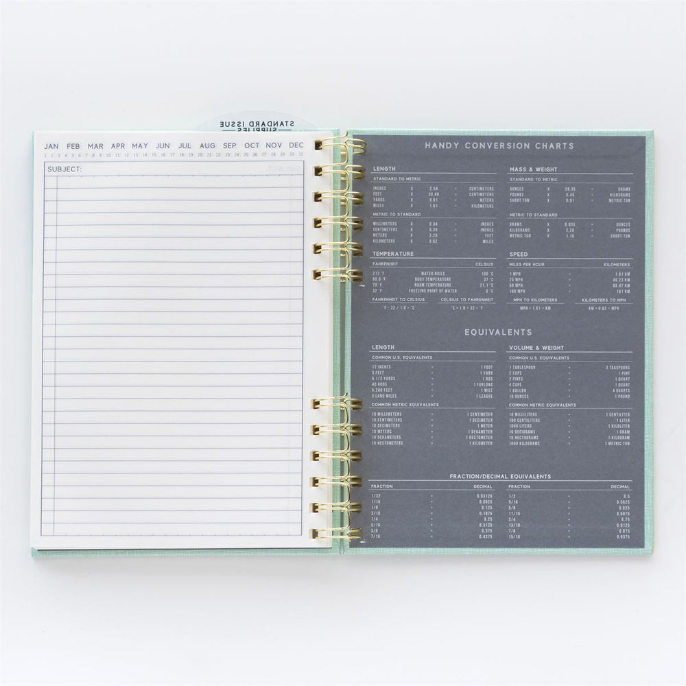 DESIGNWORKS INK Standard Issue Planner