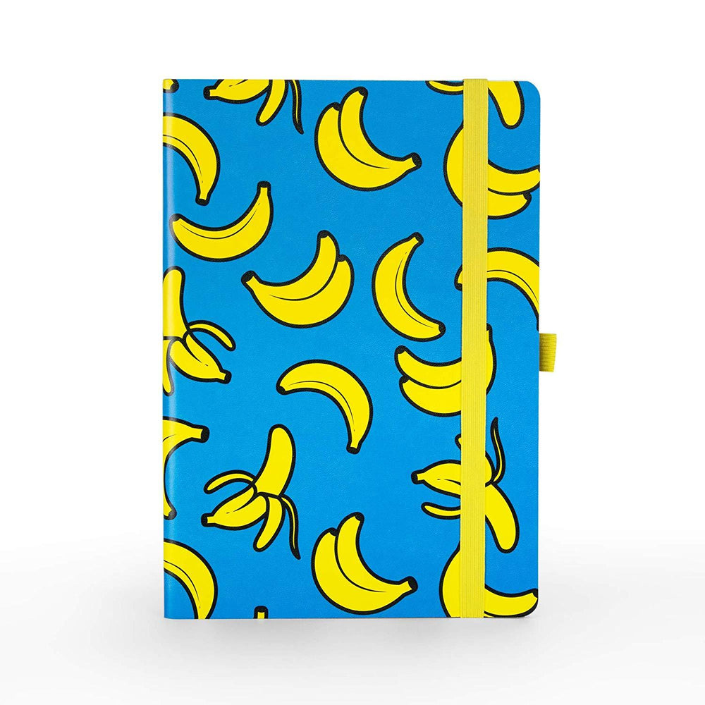 MUSTARD LONDON Banana Notebook