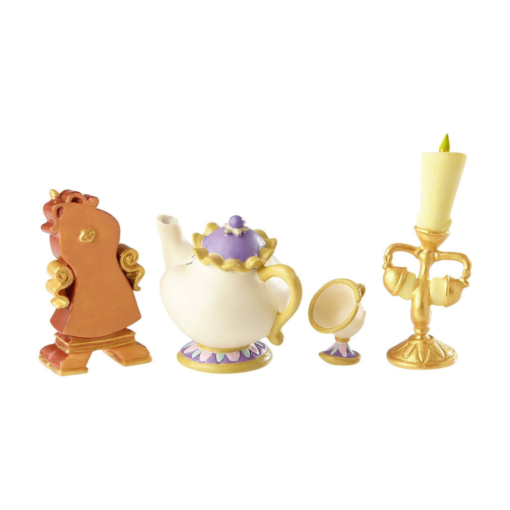 DISNEY Enchanted Objects Set