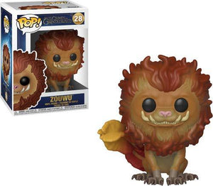 POP! Movies: Fantastic Beasts - Zouwu