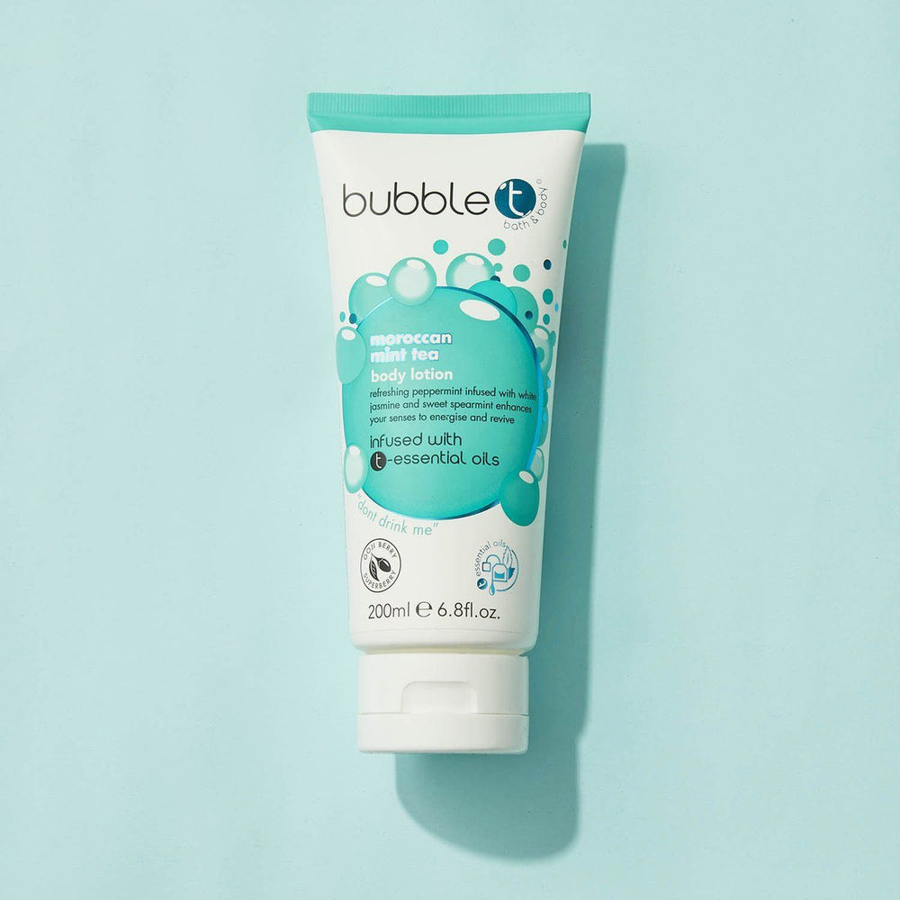 BUBBLE T Body Lotions