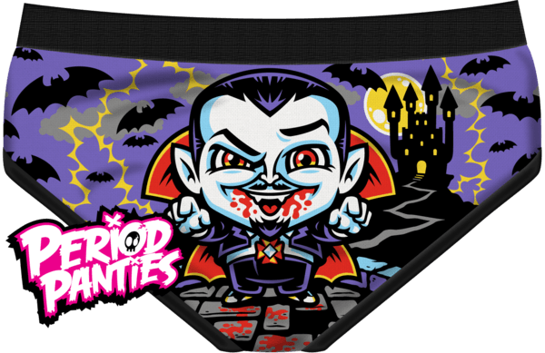 HAREBRAINED Cunt Dracula Briefs
