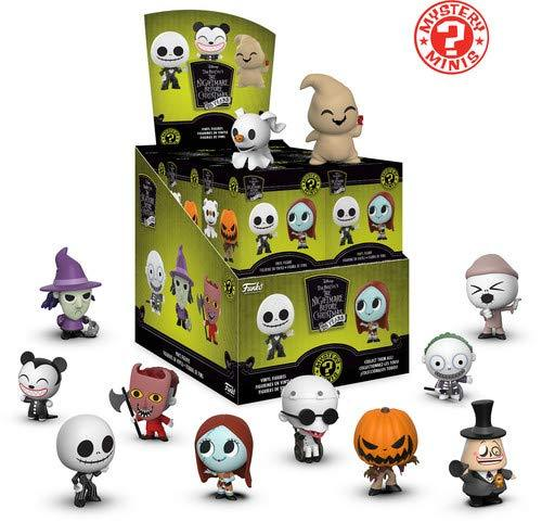 FUNKO Mystery Mini: Nightmare Before Christmas 25th Anniversary
