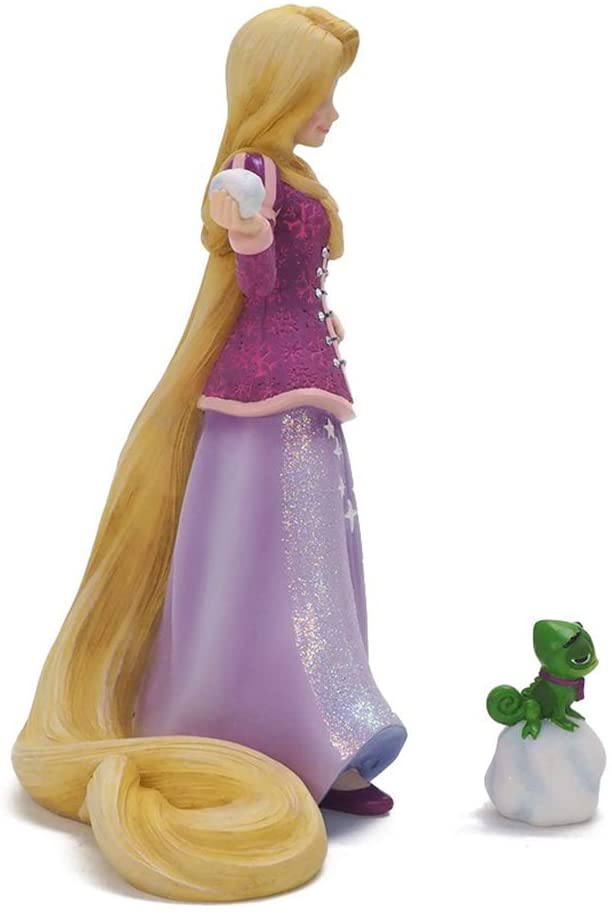 DISNEY Holiday Rapunzel Figurine