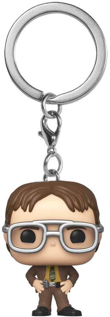 FUNKO POP! Keychain: The Office - Dwight Schrute